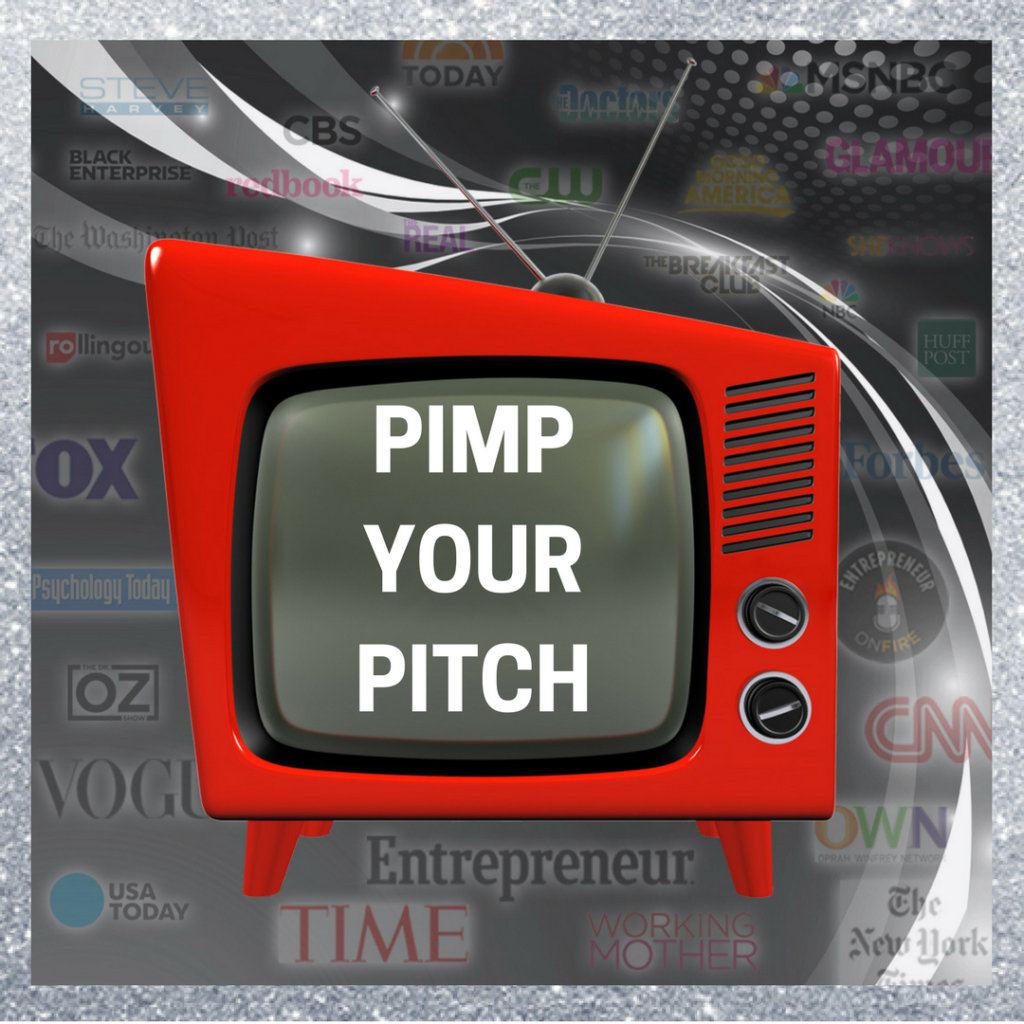 Graphic-Pimp Your Pitch