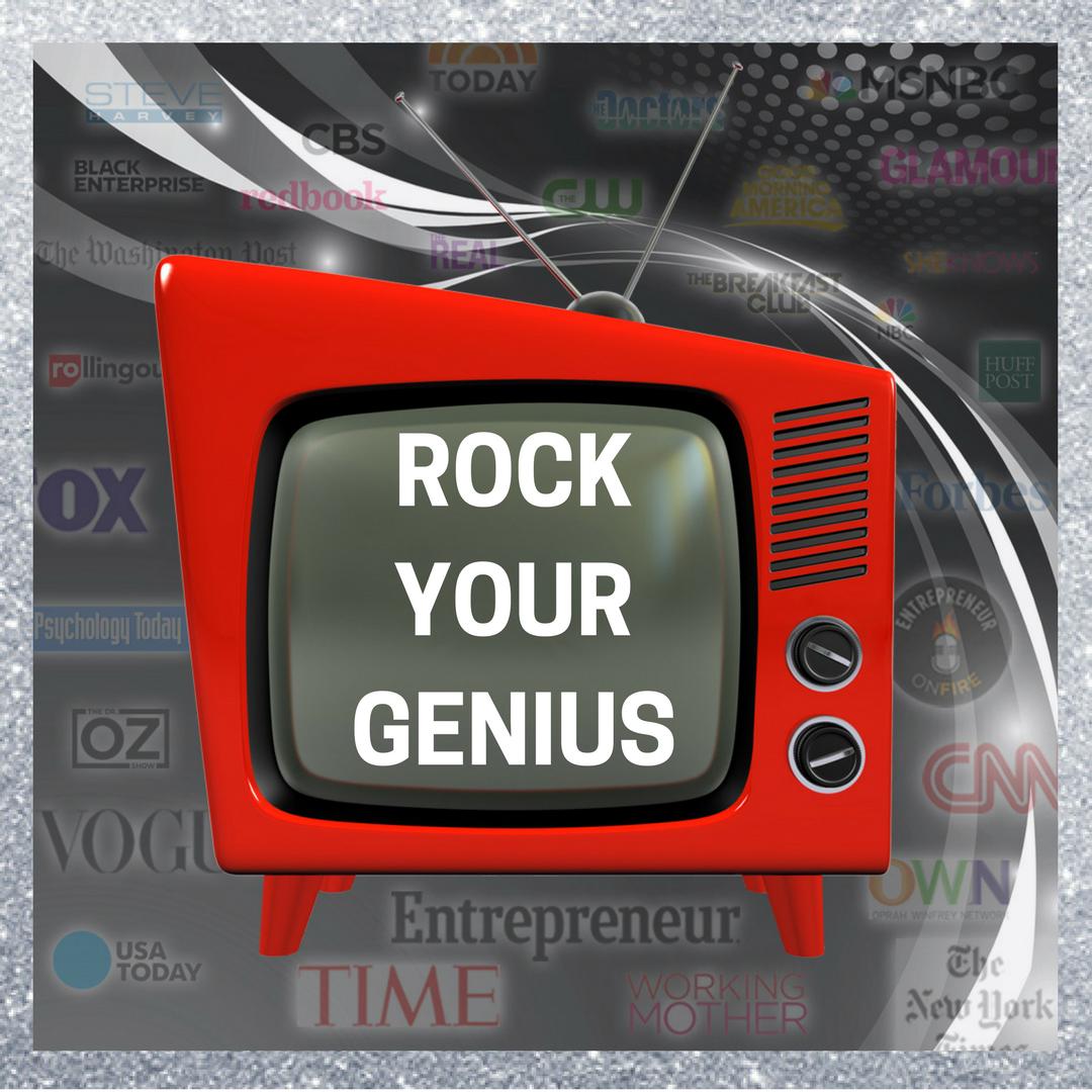 Graphic-Rock Your Genius