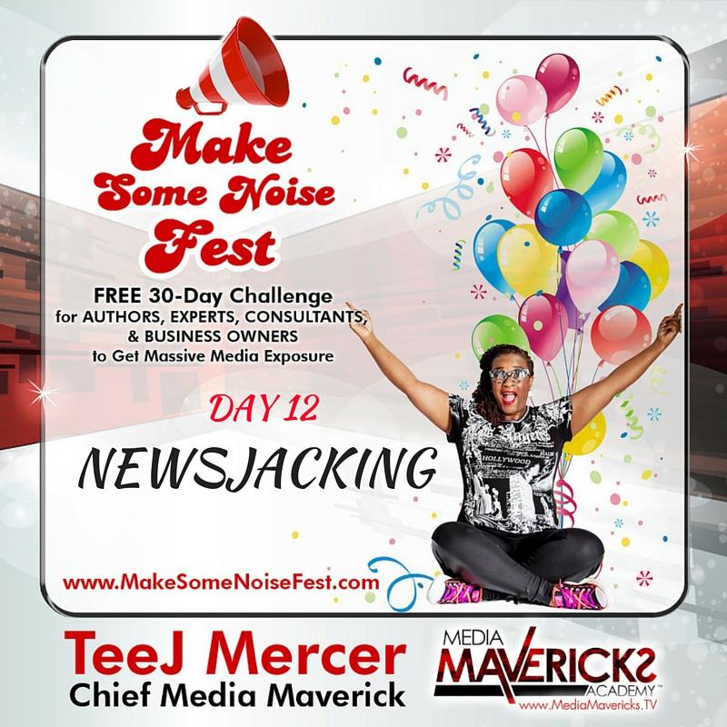 DAY 12 - Newsjacking