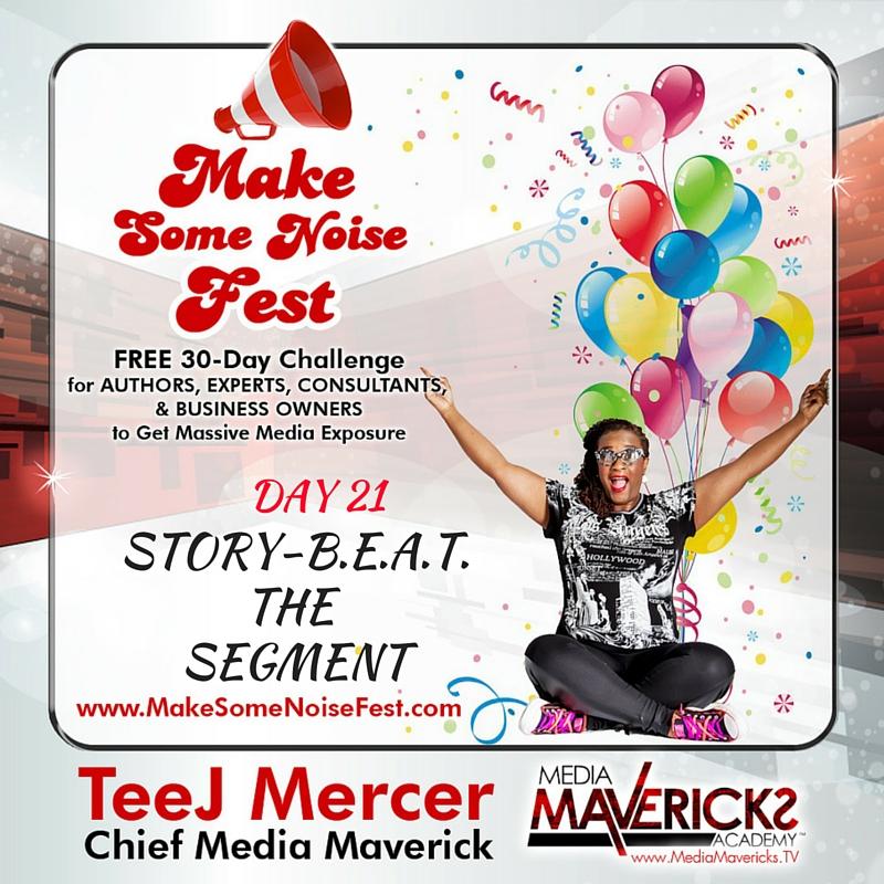 DAY 21 - STORYBEAT YOUR SEGMENT